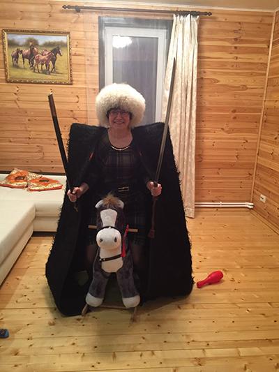 Костылева_Не страшен враг нам никакой, когда мой конь всегда со мной_1