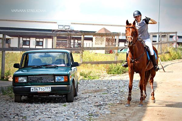Стрелкова_Восемьдесят и одна лошадиная сила_1